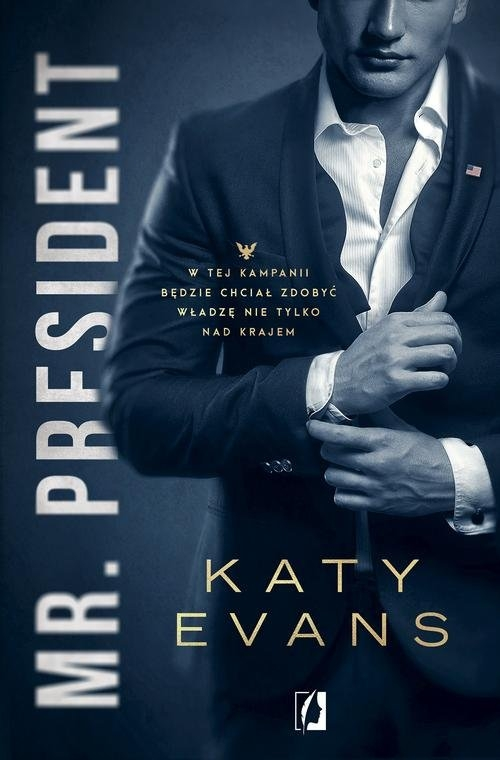 Mr President Tom 1 Biały dom Evans Katy