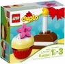 Lego Duplo: Moje pierwsze ciastka (10850)