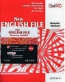 New English File Elementary Workbook without key + CD