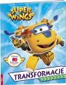 Super Wings Transformacje