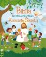 Biblia na moją Pierwszą Komunię Święta