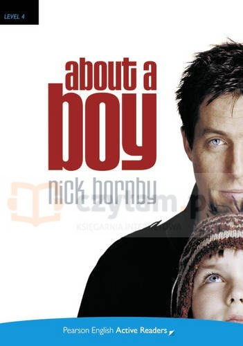 PEAR About a Boy Bk/Multi-ROM with MP3 (4) Nick Hornby