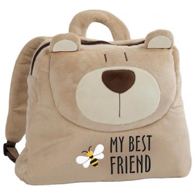 Plecak pluszowy Miś DERFORM