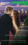 Milioner z Nowego Jorku / W świecie sławnych i bogatych Hewitt Kate, Williams Cathy