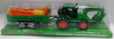 Traktor z napędem