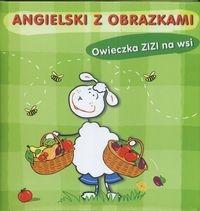Owieczka Zizi na wsi Angielski z obrazkami Malicki Marcin