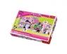 Puzzle Minnie na zakupach 2w1 (34166)