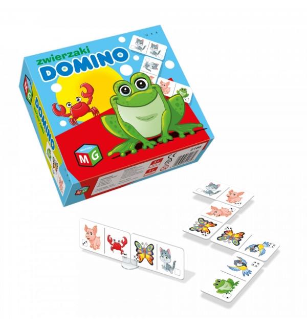 Domino Zwierzaki (30166)