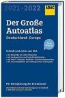 Autoatlas 2021/2022 Niemcy i Europa praca zbiorowa