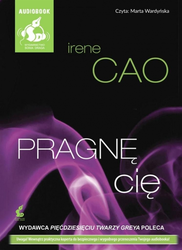 Pragnę Cię (audiobook) (Audiobook) Cao Irene