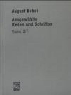 August Bebel Bd 2/1-2