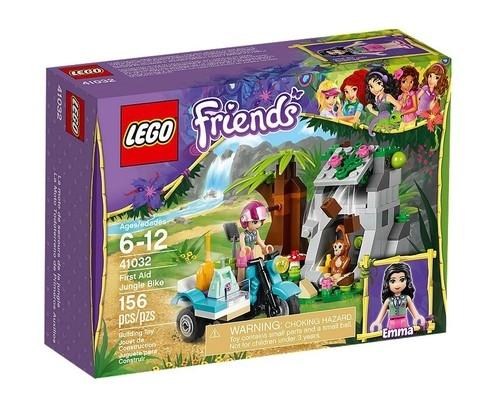 Lego Friends Motocykl ratowniczy (41032)
