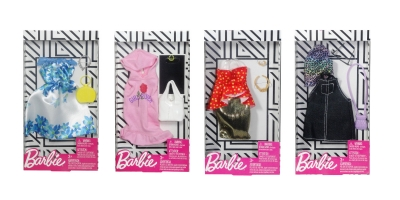 Barbie modne kreacje