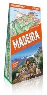 Madera (Madeira) laminowana mapa trekkingowa 1:50 000 praca zbiorowa