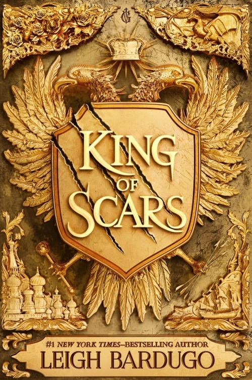 King of Scars Bardugo Leigh