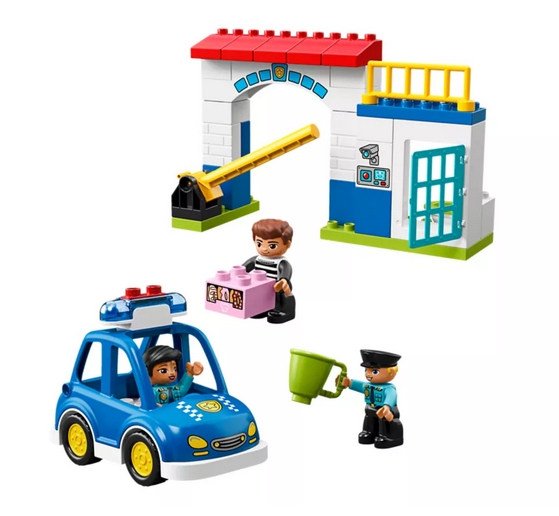 Lego Duplo: Posterunek policji (10902)