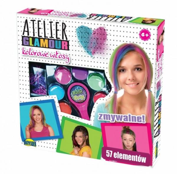 Atelier Glamour Kolorowe włosy (00866)