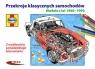 Przekroje klasycznych samochodów Modele z lat 1960-1990