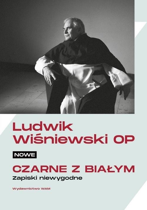 Nowe czarne z białym Wiśniewski Ludwik OP
