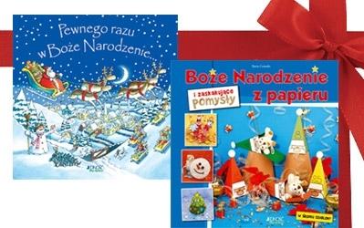 Pewnego razu w Boże Narodzenie...+ Boże Narodzenie i zaskakujące pomysły z papieru (pakiet) praca zbiorowa