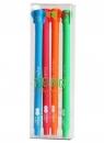Długopis żelowy Happy Color Feelingi Elephant, 4 szt. (HA AGPB4474-P4)