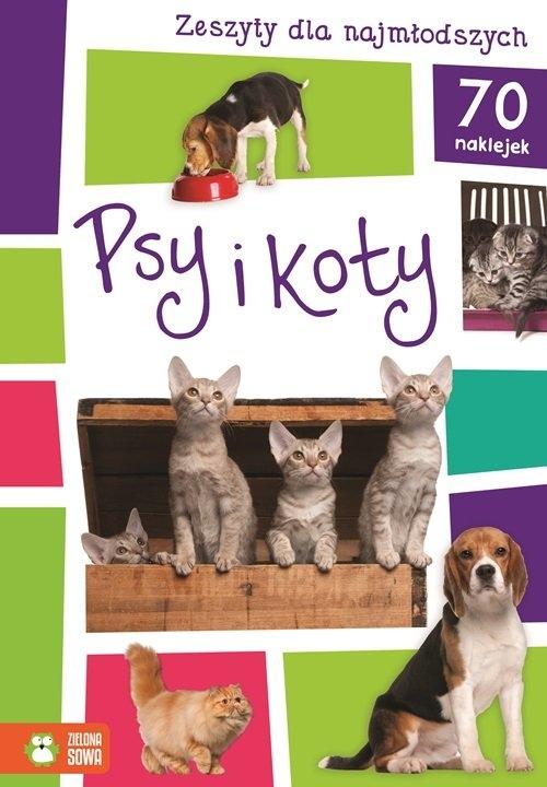 Zeszyty dla najmłodszych Psy i koty