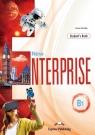 New Enterprise B1 Student`s Book (edycja wieloletnia). Podręcznik do języka angielskiego dla szkół ponadpodstawowych
