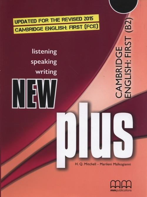 New Plus FCE Student's Book Mitchell H.Q., Malkogianni Marileni