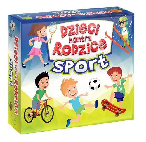 Dzieci kontra Rodzice: Sport