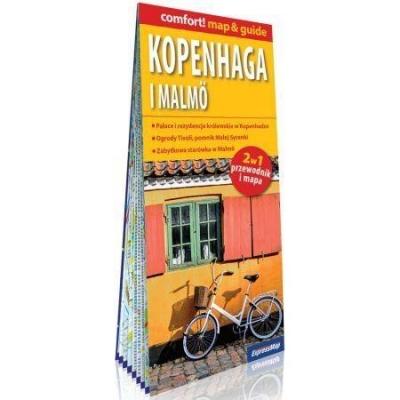 comfort! map&guide Kopenhaga i Malmö praca zbiorowa