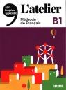 L'atelier B1 Livre + DVD Kohlman Julien, Rabin Marie, Ripaud Delphine