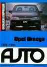 Opel Omega Obsługa i naprawa