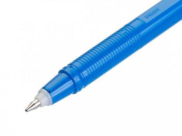 Długopis żelowy jednorazowy Pilot Kleer wymazywalny niebieski (BL-LFP7-L)