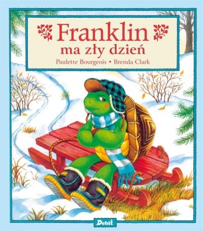 Franklin ma zły dzień Bourgeois Paulette