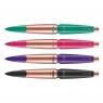 Ołówek automatyczny Milan Capsule Copper Slim HB 0,5 mm (185032920)