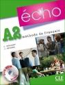 Echo A2 Podręcznik + DVD Pecheur J., Girardet J.