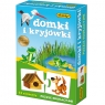 Domki i kryjówki. Puzzle edukacyjne (6670)