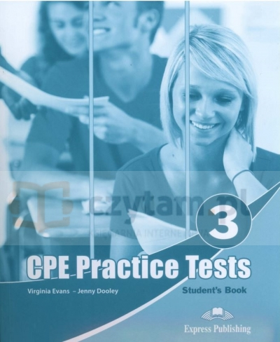CPE Practice Tests 3 SB NEW Virginia Evans, Jenny Dooley