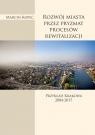 Rozwój miasta przez pryzmat procesów rewitalizacji Przykład Krakowa Kopeć Marcin