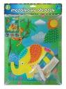 Mozaikowy obrazek Słoń