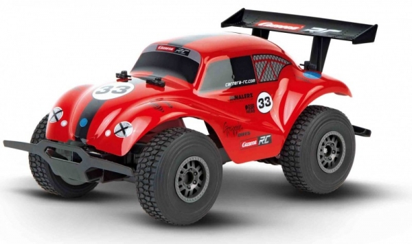 RC Off Road VW Beetle, red 1'18 (184005)