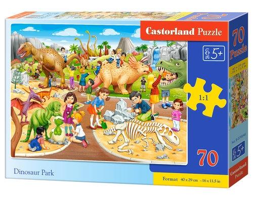 Puzzle premium Dinosaur Park 70 (B-070046)