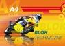 Blok techniczny A4 250g