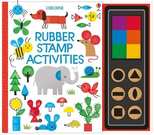 Rubber Stamp Activities Watt Fiona