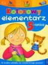 Kolorowy elementarz 5-latka