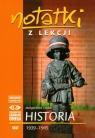 Notatki z lekcji Historia 1939-1945
