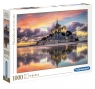 Puzzle High Quality Collection 1000: Le Magnifique Mont Saint-Michel (39367)
