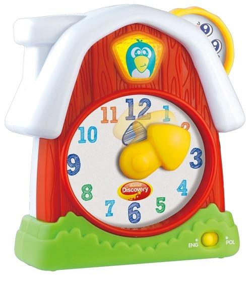Mój pierwszy zegar (DD42567)