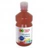 Farba tempera 500 ml - czekoladowa (208445)