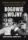 Bogowie wojny Hitler, Churchill, Roosevelt, Stalin: jak ich osobiste Berthon Simon, Potts Joanna